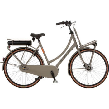 Cortina E-U4 Transport Solid Damesfiets 2020