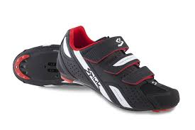 Spiuk Rodda Black White Red 40 Race